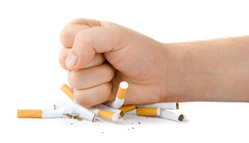 Quitting Cigarettes image